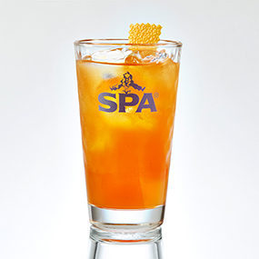 Virgin Orange Spritz
