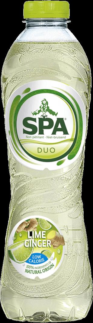 SPA® DUO Limoen – Gember