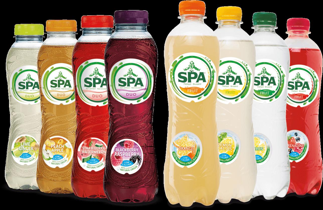 fruity taste bottles